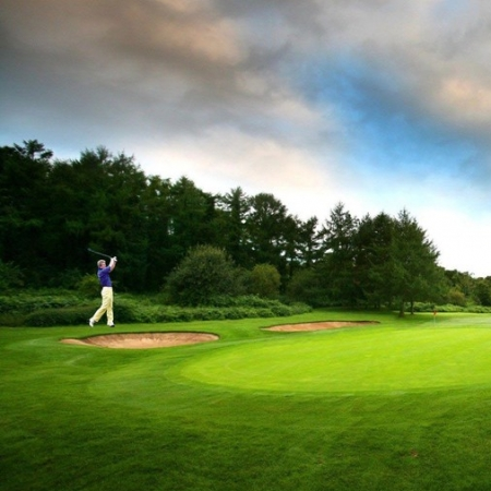Golf Paradies in 2 Ländern – 3 Green Fee inklusive